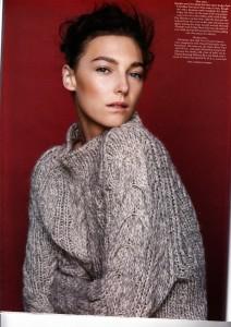 Inca Raglan Russh Magazine